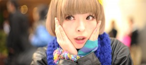 Kyary Pamyu Pamyu with short hair